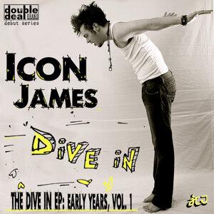 Icon James 歌手頭像