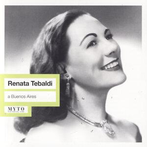 Renato Tebaldi 歌手頭像