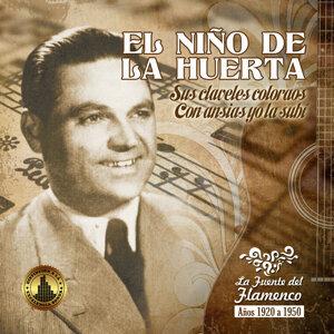 El Niño de La Huerta 歌手頭像