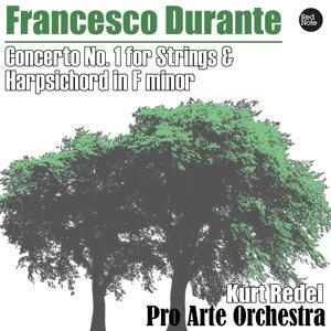 Pro Arte Orchestra & Kurt Redel 歌手頭像