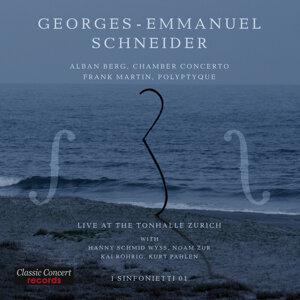 SCHNEIDER, Georges-Emmanuel 歌手頭像