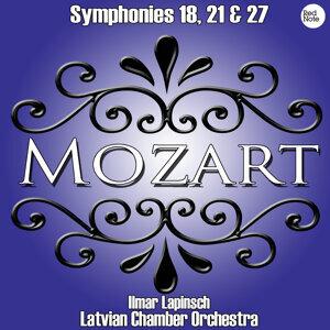Latvian Chamber Orchestra & Ilmar Lapinsch 歌手頭像