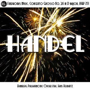 Bamberg Philharmonic Orchestra & Hans Reinartz 歌手頭像
