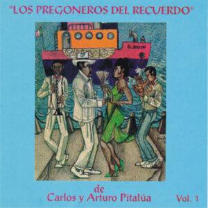 Los Pregoneros del Recuerdo de Carlos y Arturo Pitalúa 歌手頭像