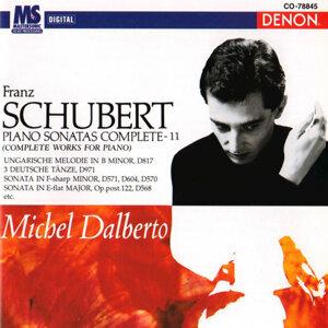 Michel Dalberto 歌手頭像