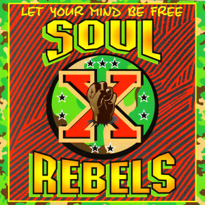 the soul rebels 歌手頭像