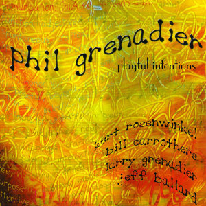 Phil Grenadier 歌手頭像