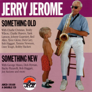 Jerry Jerome And His Orchestra 歌手頭像