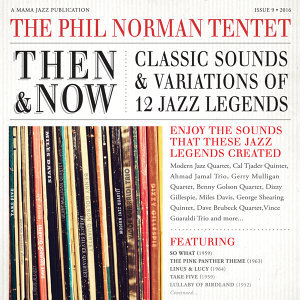 The Phil Norman Tentet