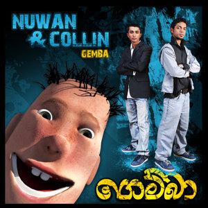 Nuwan & Collin