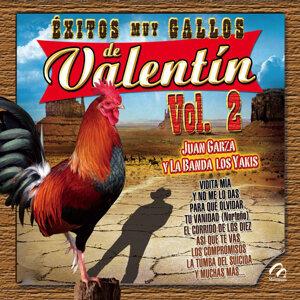 Juan Garza y La Banda Los Yakis 歌手頭像