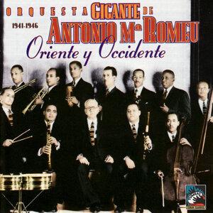 Orquesta Gigante de Antonio Ma Romeu 歌手頭像