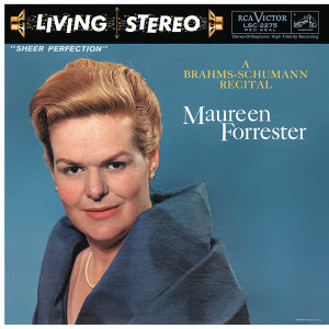 Maureen Forrester 歌手頭像