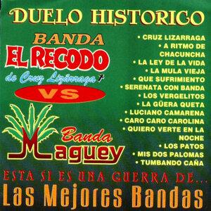 Banda El Recodo vs Banda Maguey 歌手頭像