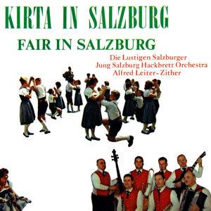 Die Lustigen Salzburger 歌手頭像