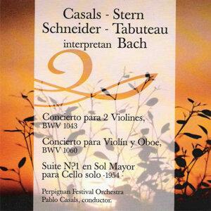 Casals-Stern-Schneider-Tabuteau 歌手頭像