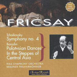 Rias Symphony Orchestra, Berliner Philharmoniker, Ferenc Fricsay 歌手頭像