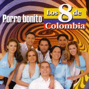 Los 8 De Colombia 歌手頭像