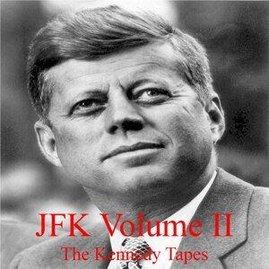 John F. Kennedy 歌手頭像