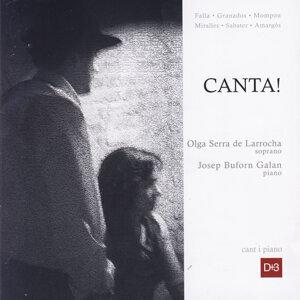Olga Serra De Larrocha & Josep Buforn Galan 歌手頭像
