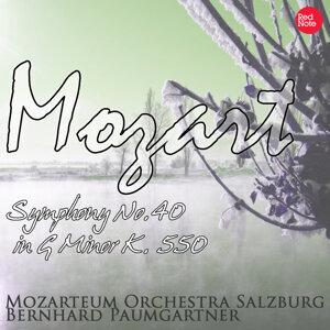 Mozarteum Orchestra Salzburg & Bernhard Paumgartner 歌手頭像