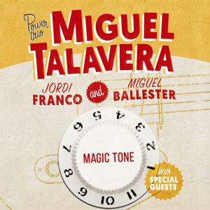 Miguel Talavera Power Trio 歌手頭像