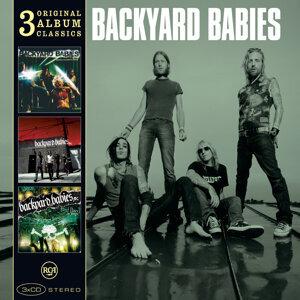 Backyard Babies (後宮佳麗合唱團) 歌手頭像