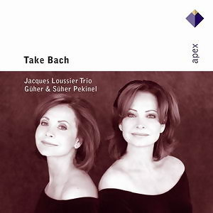 Jacques Loussier Trio, Guher and Suher Pekinel 歌手頭像