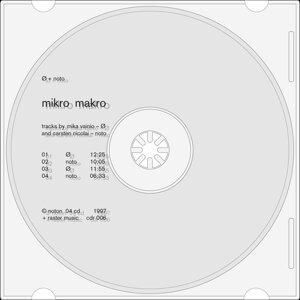 Ø (Mika Vainio) + noto 歌手頭像