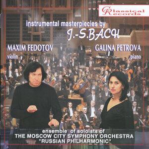 Maxim Fedotov & Galina Petrova, Russian Philharmonic Orchestra 歌手頭像