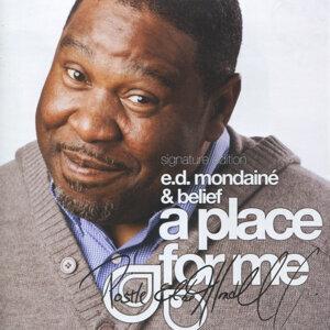 E.D. Mondainé 歌手頭像