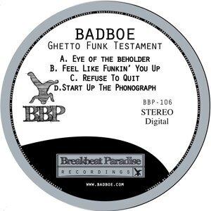 BadboE 歌手頭像
