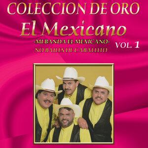 El Mexicano - Mi Banda El Mexicano 歌手頭像