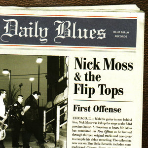 Nick Moss & The Flip Tops 歌手頭像