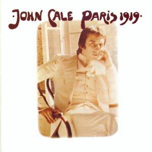 John Cale (約翰凱爾) 歌手頭像