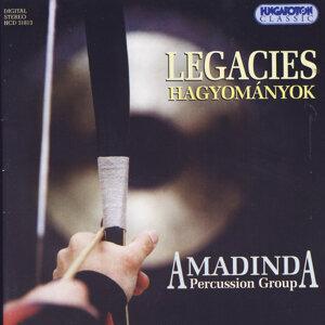 Amadinda Percussion Group (Károly Bojtos, Aurél Holló, Zoltán Rácz, Zoltán Váczi)