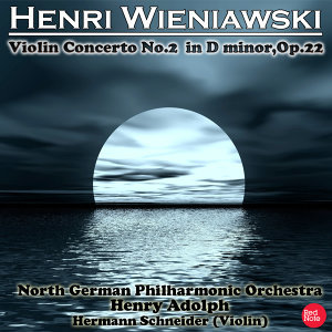 North German Philharmonic Orchestra, Henry Adolph 歌手頭像