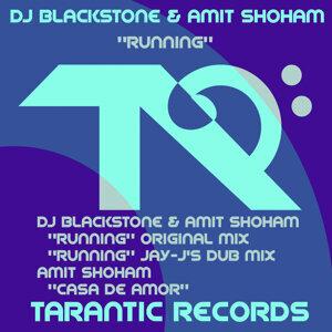 DJ Blackstone & Amit Shoham 歌手頭像
