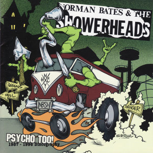 Norman Bates & The Showerheads 歌手頭像