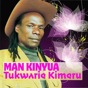 Man Kinyua 歌手頭像