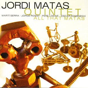 Jordi Matas 歌手頭像