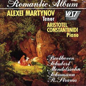Alexei Martynov, Aristotel Constantinidi 歌手頭像