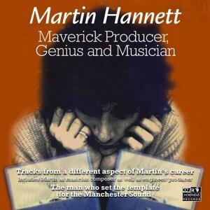 Martin Hannett 歌手頭像