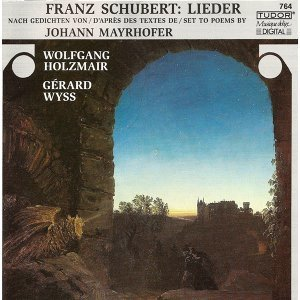 Wolfgang Holzmair 歌手頭像