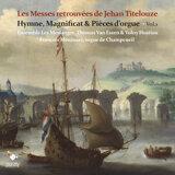 Ensemble Les Meslanges, François Ménissier, Thomas Van Essen, Volny Hostiou