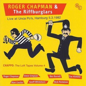 Roger Chapman & The Riffburglars