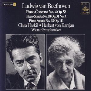 Clara Haskil, Wiener Symphoniker & Herbert von Karajan 歌手頭像
