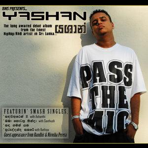 Yashan 歌手頭像