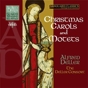 Alfred Deller and the Deller Consort