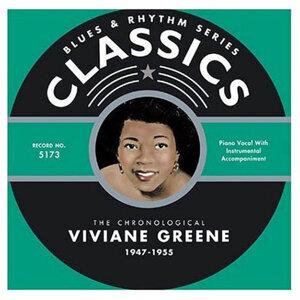 Viviane Greene 歌手頭像